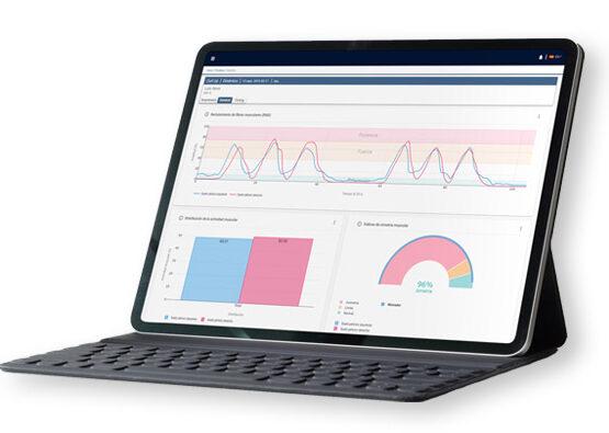 plataforma web mdurance electromiografo